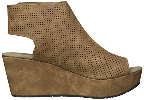 Pierre Dumas Women's River-8 Sandal Brown k7uXaSc6