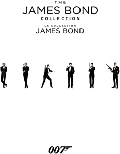 James Bond Collection (Bilingual) [Blu-ray]