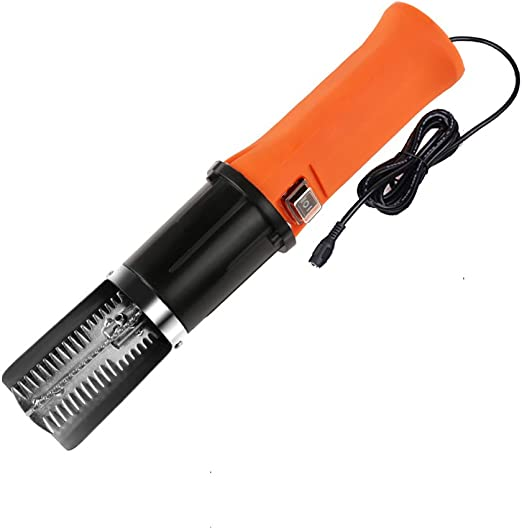 Fish Scale Remover Easy to Use SCALE Remover Electric Fish Scaler Fish Cleaner