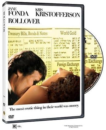 Movie photo: rollover-producer bruce gilbert-jane fonda-8x10-b&w.
