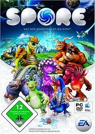Spore: Amazon.de: Games