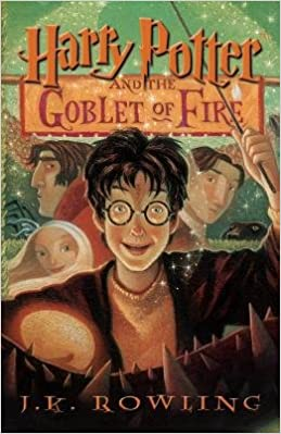 Harry Potter and the Goblet of Fire Audiobook Stephen Fry