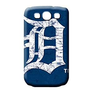 samsung galaxy s3 Classic shell Perfect Scratch-proof Protection Cases Covers cell phone shells detroit tigers mlb baseball