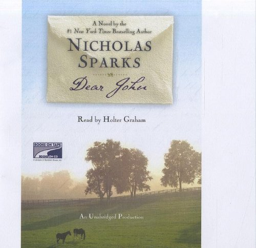 Dear John Books Tape product image