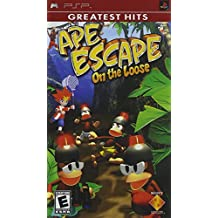 Ape Escape On The Loose - PlayStation Portable