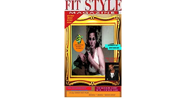 FitStyle Magazine Muscle Model and Music Issue Nov 2011