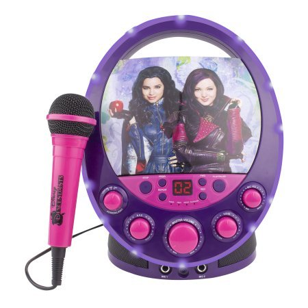 Descendants Oval Flashing Light Karaoke