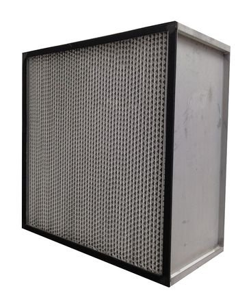 2 Pieces 12x24x12 Qty 2 Min Cartridge Air Filter