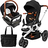Quinny Moodd Special Edition Travel System Jetset by Rachel Zoe