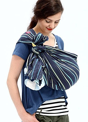 Amazon Com Mamaway Ring Sling Baby Wrap Carrier For Infants And