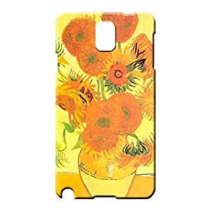 samsung note 3 Highquality Shockproof New Arrival Wonderful phone carrying covers sunflowers