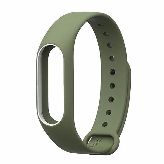 12 opinioni per PinhenCinturino di ricambio per braccialetto sportivo da polso Xiaomi Mi Band 2