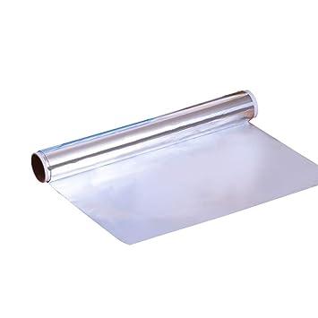 XBZ-zh Cocinar Papel de Aluminio, Carne a la Parrilla hogar ...