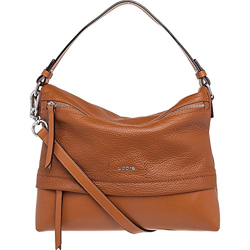 Lodis Accessories Women's Kate Serina Hobo Toffee Cross Body