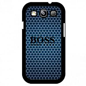 Hugo Boss Famous Brand Design Phone Funda for Samsung Galaxy S3 Hugo Boss Famous Brand DIY Cover