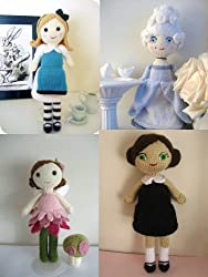 Knit Doll Pattern Bundle (Amy Gaines Pattern Collections Book 3)