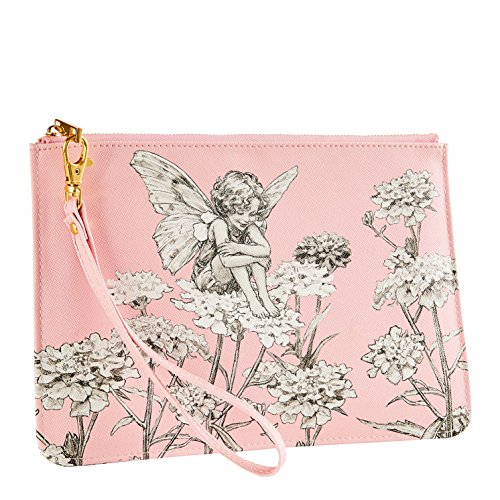 Multicolore 24 Candytuft Clutch de plage cm Flower Multicolor Sac Bag Fairies Fairies fvw8wq6x1