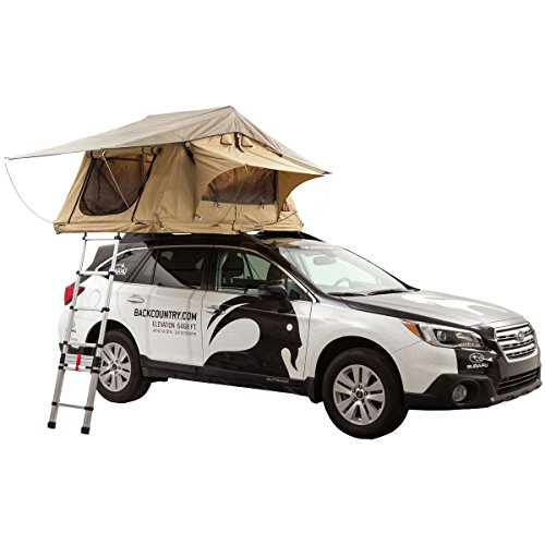Tepui Ayer SKY Roof Top Tent: 2-Person, 4-season, Tan -  01AYR011606