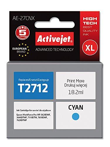 ActiveJet AE-27CNX cartucho de tinta Compatible Cian ...