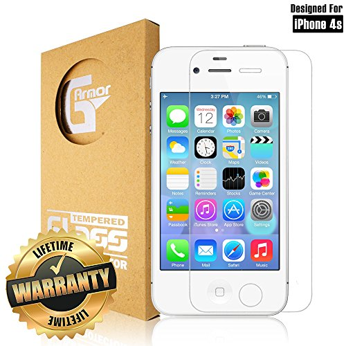 iphone 4s protective screen glass - 3