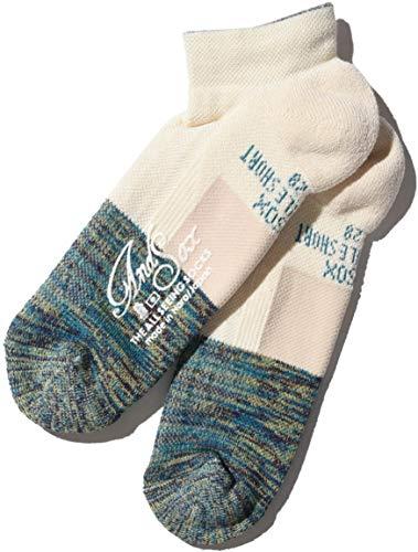 ANDSOX アンドソックス 着圧ソックス SUPPORT PILE SHORT ANKLE アンクル ショートソックス 日本製 靴下 スケボー 自転車 ゴルフ ソックス
