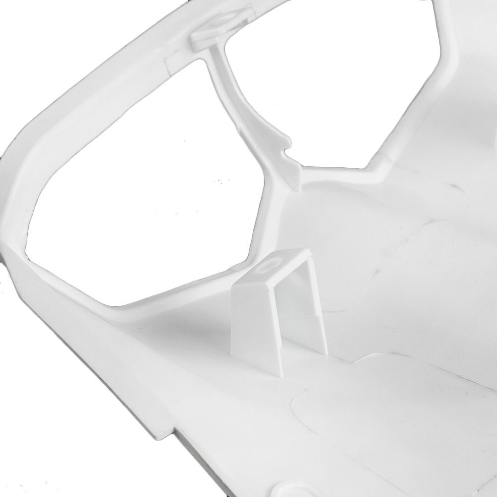 GZYF Unpainted Motorcycle Rear Tail Fairing Section Cowl For YAMAHA YZF R6 2003 2004 2005