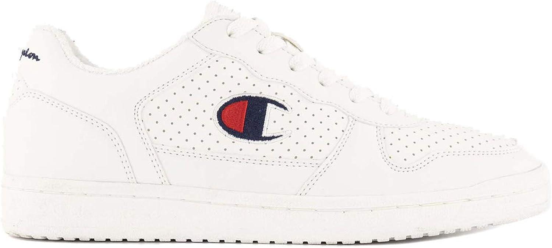 Champion Chicago Low S10818 F19 WW001 - Zapatillas para mujer, color blanco