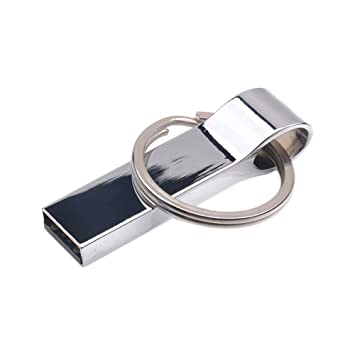 Daliuing Mini Llavero Memoria USB 64GB Flash Drive USB - Pen Drive -Lampara de Vristal Memory Stick Flash USB 3.0