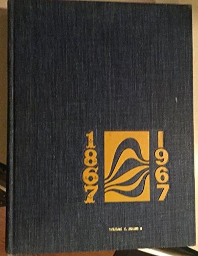Yearbook - 1967 West Virginia University Monticola - Stores Morgantown