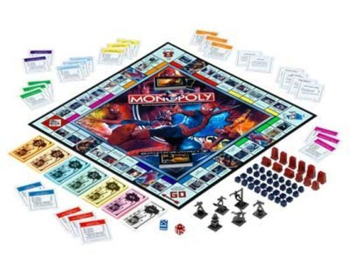 Monopoly: Spider-Man [parallel import goods] -