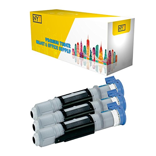 New York Toner New Compatible 3 Pack TN5000 High Yield Toner For Brother : MFC-4300. -- Black Brother Tn5000 Compatible Toner