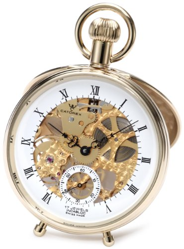 Mens 18k Pocket Watch - 7