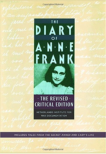 The Diary of Anne Frank: The Revised Critical Edition pdf epub