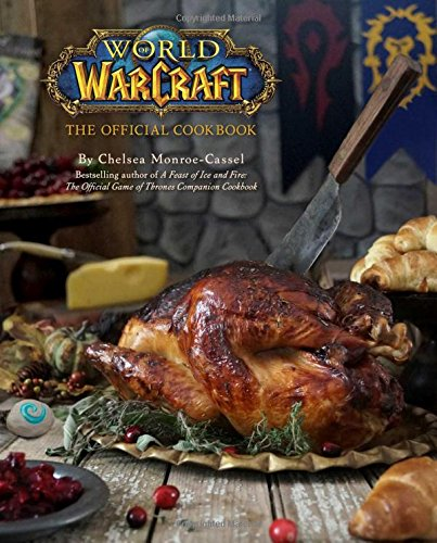 World of Warcraft: The Official Cookbook cover