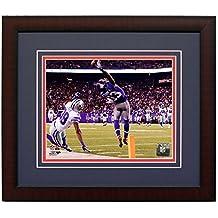 New York Giants Odell Beckham Jr. Makes The Catch of a Lifetime! Framed 8x10 Photo. (Horizontal)