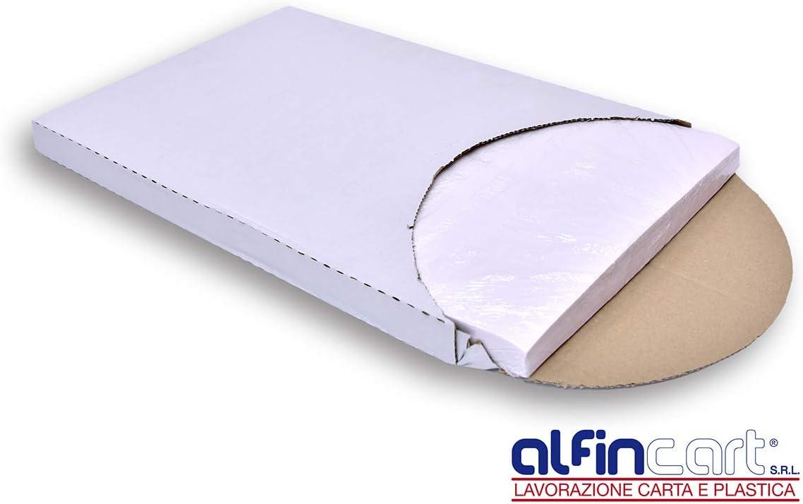 Brown Sulfurisé Papier Feuilles 25 cm x 35 cm