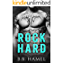 Rock Hard: A Stepbrother Romance (Extreme Sports Alphas)