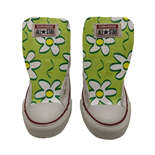 Converse All Star Customized - zapatos personalizados (Producto Artesano) Daisies