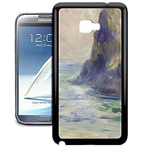 Bumper Phone Case For Samsung Galaxy Note 2 - Renoir Guernsey Art Painting Snap-On Lightweight