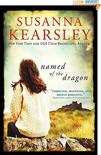 Named of the Dragon by Susanna Kearsley