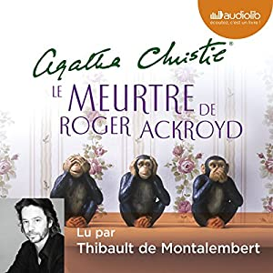 Le Meurtre de Roger Ackroyd Audiobook