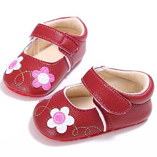 ESTAMICO - Zapatos primeros pasos para niña Red