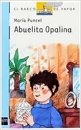 Abuelita Opalina Edición Especial Barco de Vapor Azul