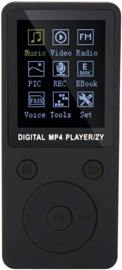 Rosa e-Book Cron/ómetro Incorporado Video Vbestlife Mini Reproductor de M/úsica Port/átil HiFi MP4 Radio FM con Pantalla T/áctil Soporte Grabaci/ón