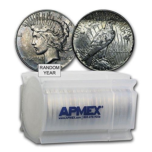 Morgan &/or Peace Silver Dollars Culls (20-Count Roll) $1 Various Grades