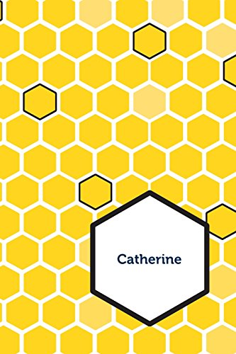 9' Honey (Etchbooks Catherine, Honeycomb, Graph, 6 X 9', 100 Pages)