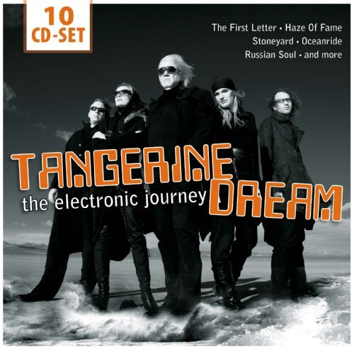 Tangerine Dream - The Electronic Journey By Tangerine Dream - Zortam Music