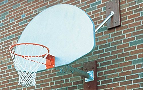 SportsPlay Wall Mounted Basketball Backstop (1 ft.) by SportsPlay (Image #1)