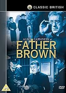 Die seltsamen Wege des Pater Brown [Reino Unido] [DVD]