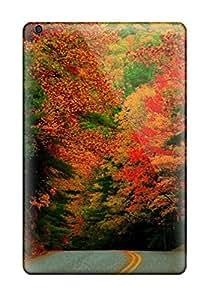 Cheap TashaEliseSawyer Case Cover For Ipad Mini - Retailer Packaging Autumn Protective Case